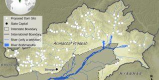चीनने अरुणाचलमधील सहा परिसरांचे केले नामकरण