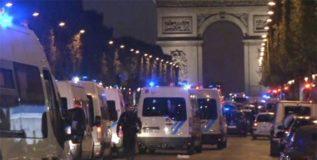 पॅरिसमध्ये 'इसिस'च्या हल्ल्यात पोलिस कर्मचाऱ्याचा मृत्यू