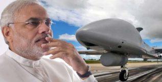 भारतासाठीचे मिसाईल ड्रोन इस्त्रायलमध्यें तयार