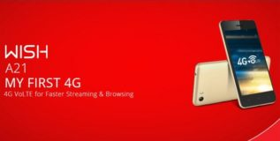 अवघ्या ५३९० रुपयांमध्ये ४जी स्मार्टफोन