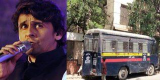 सोनू निगमची सुरक्षा मुंबई पोलिसांनी वाढवली
