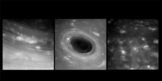 'कॅसिनी'ने टिपले शनी ग्रहाचे अंतरंग