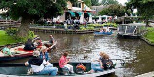 नेदरलँडमधील गेथूर्न- सुंदर पाणवाटांचे गांव