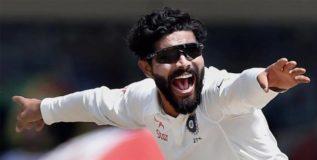 जाडेजा ठरला सर्वोत्तम भारतीय क्रिकेटपटू