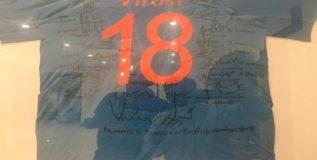 शाहिद आफ्रिदीला टीम इंडियाचे स्पेशल गिफ्ट
