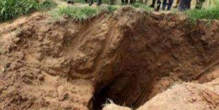भारत-बांगलादेश सीमेवर आढळला ८० मीटर लांब बोगदा