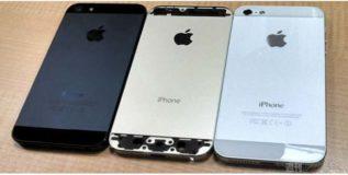 आयफोन फाईव्ह एस १५ हजारात मिळणार