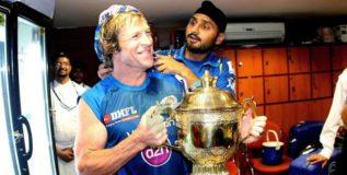 मुंबई इंडियन्सच्या विजयापूर्वी जाँटी ऱ्होडसला अपत्यप्राप्ती