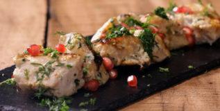 कसे बनवाल चिकन मलई कबाब