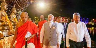 """श्रीलंकेतील चहा मजुरांना मोदी म्हणाले, """"चहाशी माझे विशेष नाते"""""""