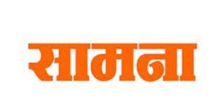 सामनातून 'जय महाराष्ट्र'वर बंदी घालण्याचा कायदा करणा-या रोशन बेगवर जहरी टीका
