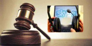 पुणे कुटुंब न्यायालयाने स्काईपवरून मान्य केला घटस्फोट