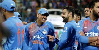 चॅम्पियन्स ट्रॉफीसाठी टीम इंडियाची घोषणा