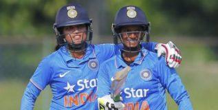 भारतीय महिला क्रिकेट संघाची विश्वविक्रमाला गवसणी
