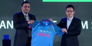 ओप्पोने केला टीम इंडियाचा मेकओव्हर