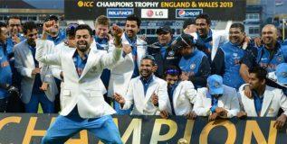 टीम इंडियाची चॅम्पियन्स ट्रॉफीसाठी घोषणा करा