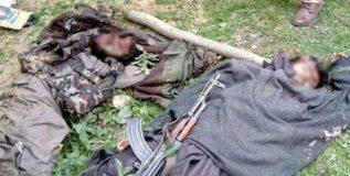 'लष्कर ए तोयबा'च्या २ दहशतवाद्यांना कंठस्नान