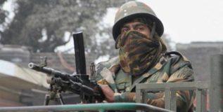 भारतीय लष्करी तळावर दहशतवाद्यांचा हल्ला