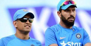 टीम इंडियाने धोनी आणि युवराजवर निर्णय घ्यावा : राहुल द्रविड