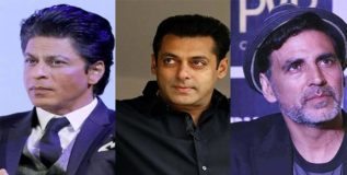 फोर्ब्सच्या सर्वाधिक मानधन घेणाऱ्यांच्या यादीत ३ भारतीय कलाकार