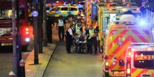 लंडन दहशतवादी हल्ल्याची जबाबदारी इसिसने स्वीकारली