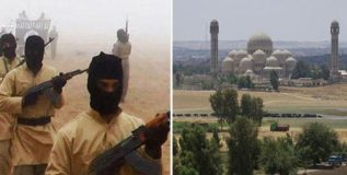 मोसुलमधील प्रसिद्ध नूरी मस्जिद इसिसने उडवली