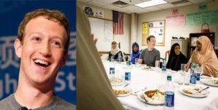 मार्क झकेरबर्गची सोमालियन निर्वासितांसोबत इफ्तार पार्टी