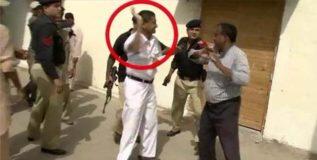 रमझानमध्ये पाणी पिल्यामुळे पाकिस्तानी पत्रकारांना मारहाण
