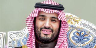 महम्मद बीन सलमान सौदीचा नवा युवराज