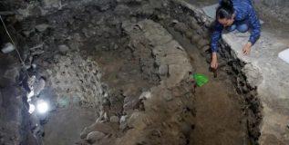 मेक्सिकोमध्ये आढळला कवट्यांचा मनोरा
