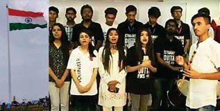 तुम्ही पाहिले आहे पाकिस्तानी विद्यार्थ्यांनी गायलेले भारतीय राष्ट्रगीत