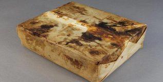 १०६ वर्षांपूर्वीचा केक आजही जैसे थे…