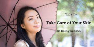पावसाळ्यात चेहऱ्याची काळजी घ्या…
