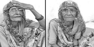 ६० वर्षे केवळ चहा आणि पाण्यावरच जगत आहेत 'या' आजीबाई