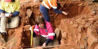 ऑस्ट्रेलिया मध्ये सापडली वीस हजार वर्षांपूर्वीची पदचिन्हे