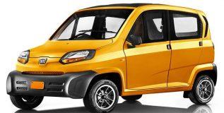बजाजची क्यूट कार लवकरच भारतात