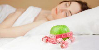 झोपा आणि वजन घटवा