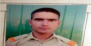 बीएसएफ जवानाची दहशतवाद्यांनी घरात घुसून केली हत्या