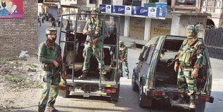 वर्षभरात जम्मू काश्मीरमधील दहशतवादी कारवायांमध्ये मृत्युमुखी पडलेल्यांच्या प्रमाणात वाढ