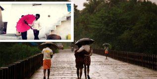 चौदा वर्षीय मुलाने केली सौर छत्रीची निर्मिती
