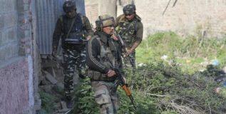 काश्मीरमध्ये लष्कराकडून दोन दहशतवाद्यांना कंठस्नान