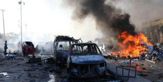 सोमालियात सर्वात मोठा दहशतवादी हल्ला; २७१ ठार