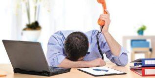 कामगार आणि तणाव