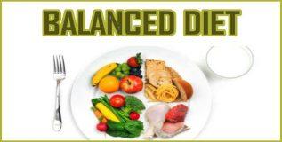 संतुलित आहार कसा असावा?