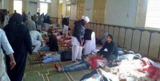 इजिप्त मशिदेत बॉम्बस्फोट-गोळीबार; २३५ जण ठार