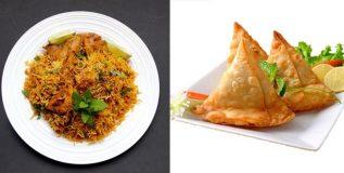 मुळात हे खाद्यपदार्थ भारतीय नाहीच