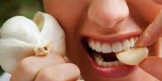 रिकाम्या पोटी लसूण खाण्याचे फायदे