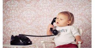 फोनवरून संभाषणाची सुरवात हॅलो ने का?