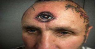 कपाळावर तिसरा डोळा, शरीरावर बटणे शक्य