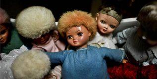 या 'बाहुल्यांच्या हॉस्पिटल'मध्ये येण्यासाठी घाबरतात लोक